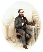 Don Pedro II imperatore del Brasile